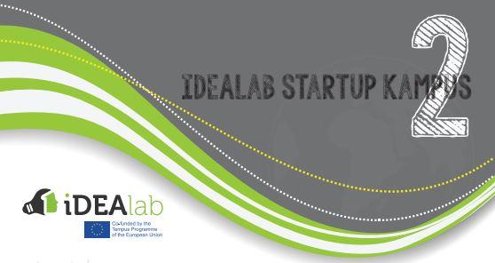 Konkurs za iDEAlab Startup kampus #2
