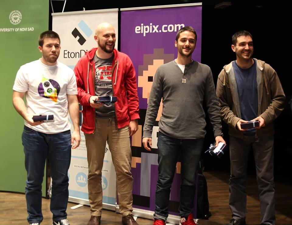 Startup Weekend Novi Sad #03