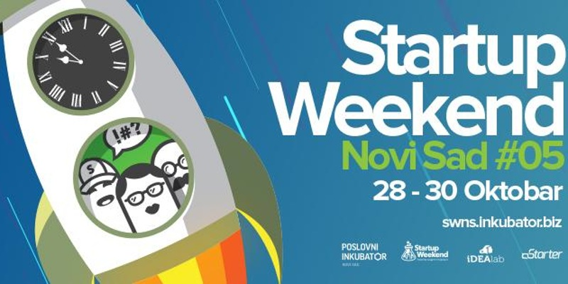 Startup Weekend Novi Sad #05